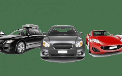 Large choix de véhicules à prix bas