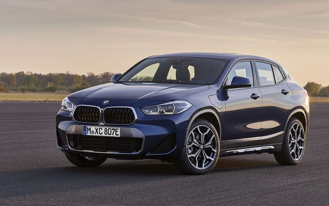BMW X2 xDrive Hybride rechargeable