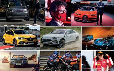 Les news : La relève Schumacher en F1, Rappel massif de lamborghini Urus aux USA, Mclaren Artura, nouveau modèle…