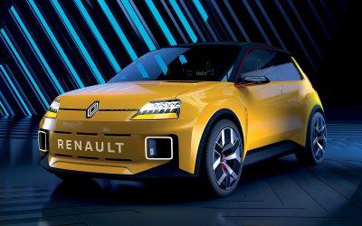 Renault 5 Prototype, un concept