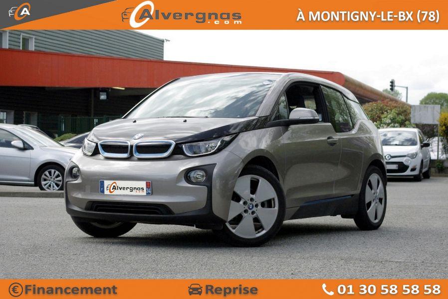 BMW I3 d'occasion sur Paris