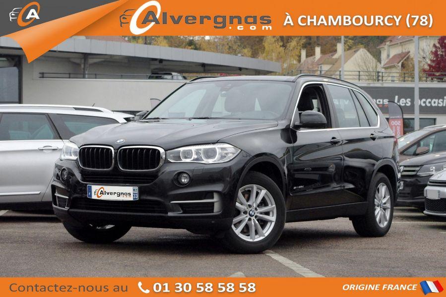BMW X5 d'occasion sur Paris