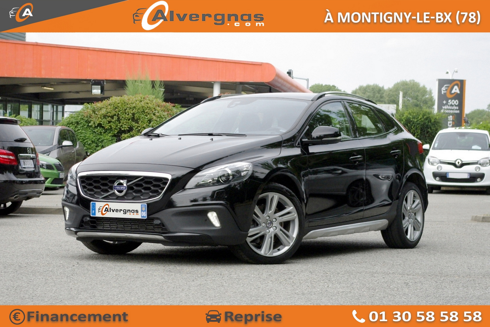 VOLVO V40 CROSS COUNTRY d'occasion sur Paris