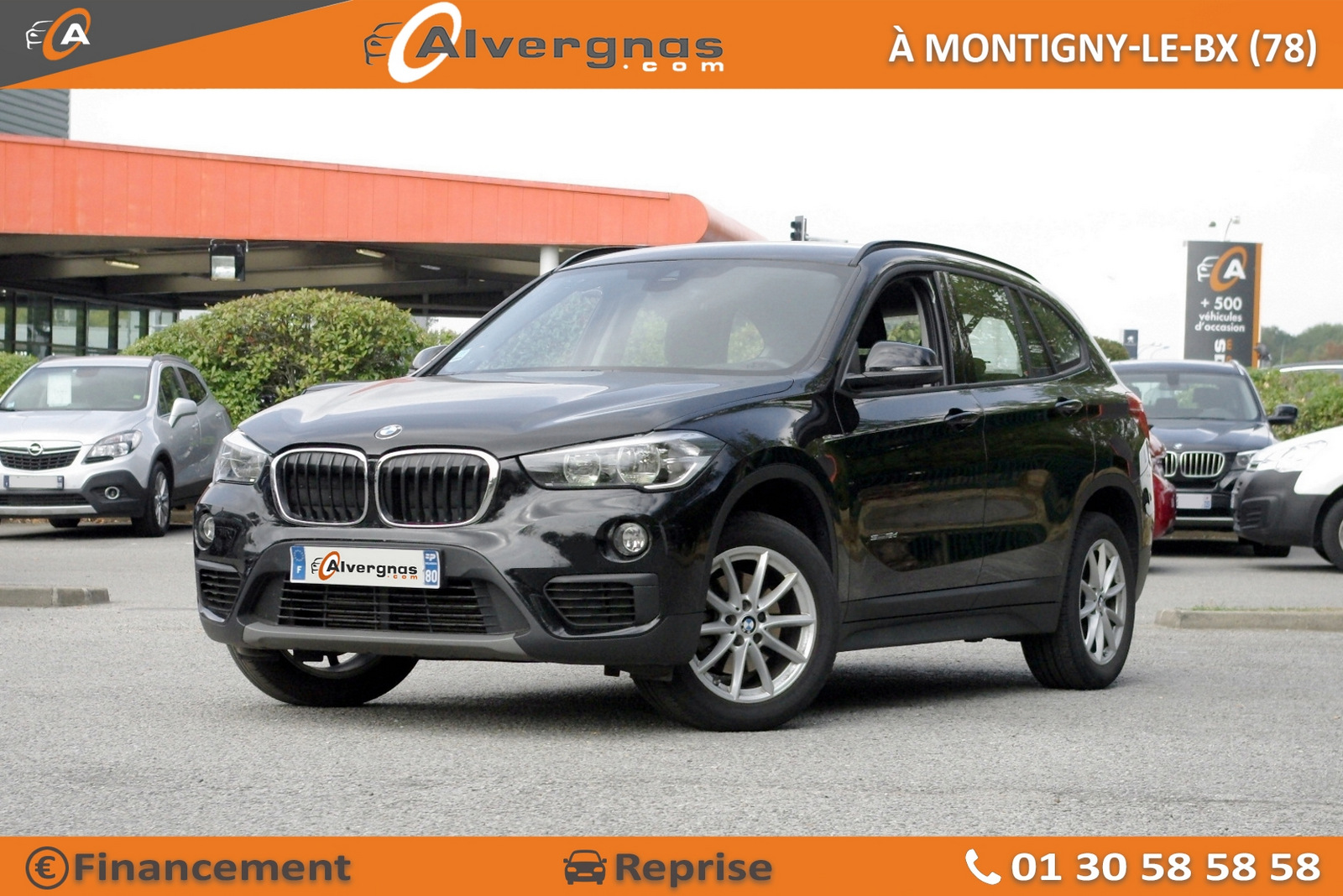 BMW X1 d'occasion sur Paris
