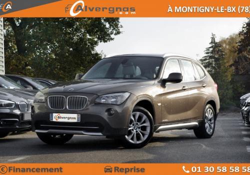 BMW X1 véhicule occasion Paris
