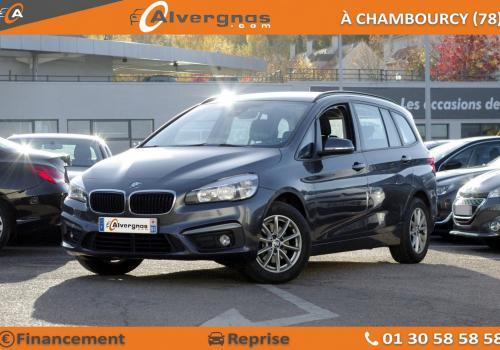 BMW SERIE 2 véhicule occasion Paris