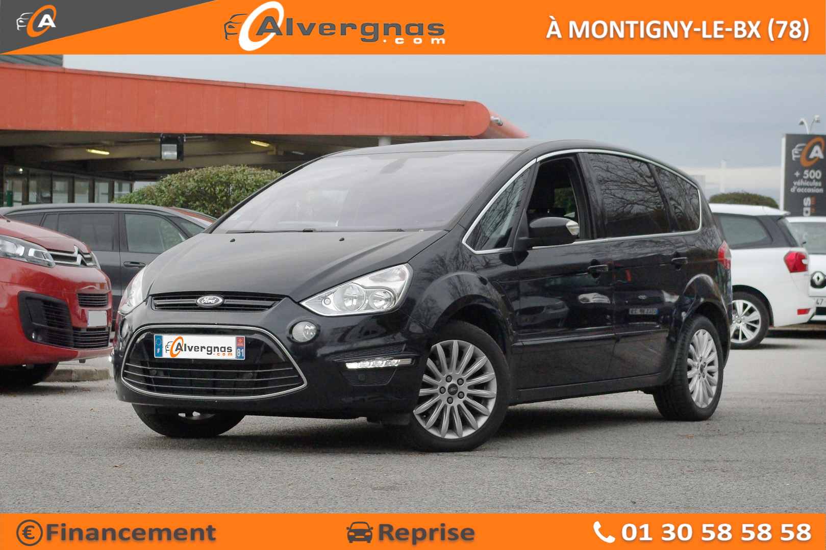 FORD S-MAX d'occasion sur Paris