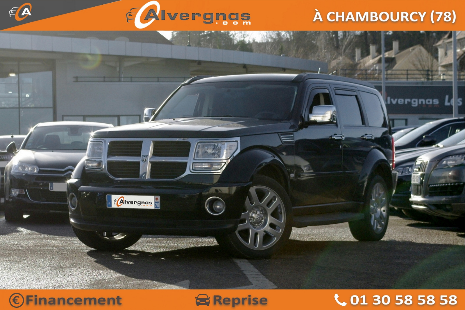 DODGE NITRO d'occasion sur Paris