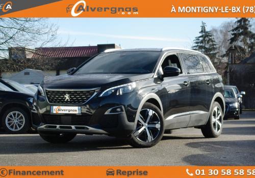 PEUGEOT 5008 véhicule occasion Paris
