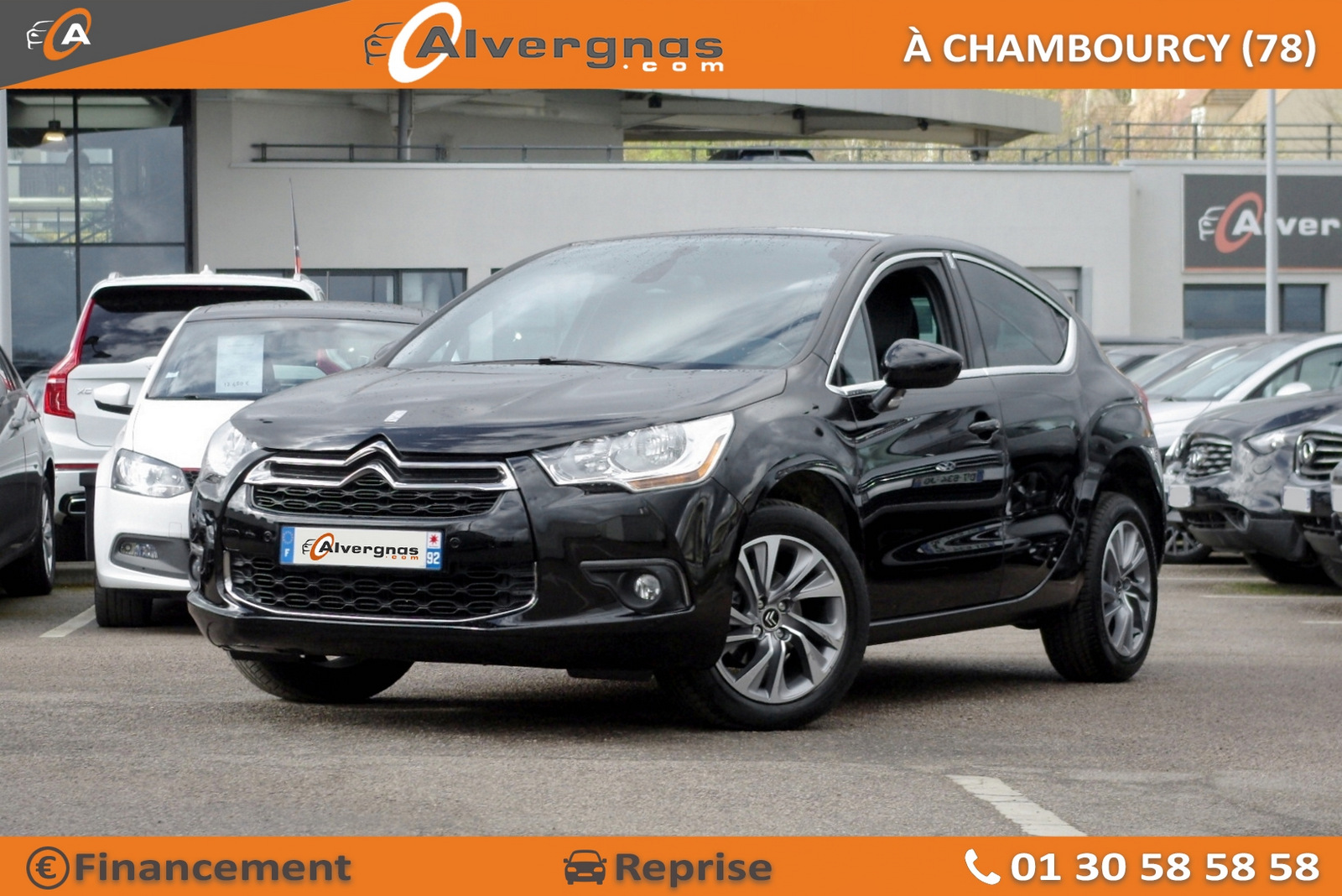 CITROEN DS4 d'occasion sur Paris
