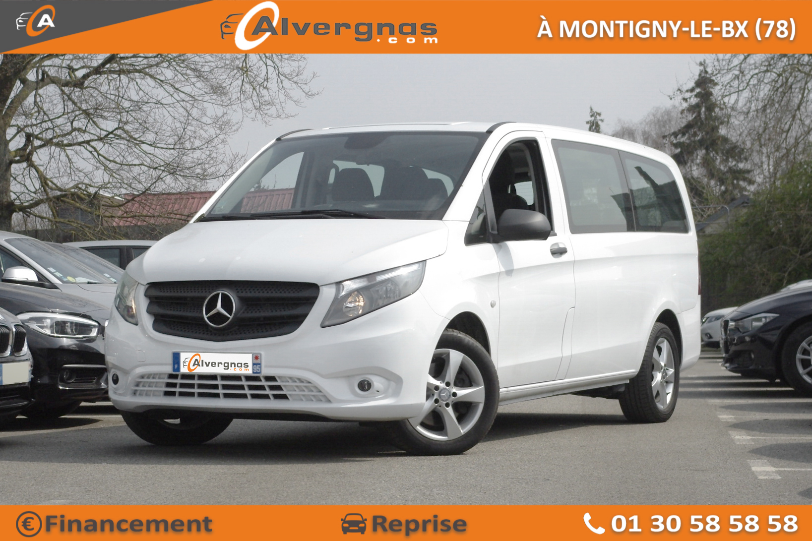 MERCEDES VITO d'occasion sur Paris