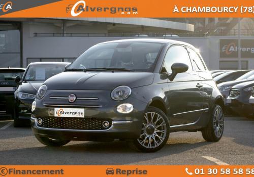 FIAT 500 véhicule occasion Paris