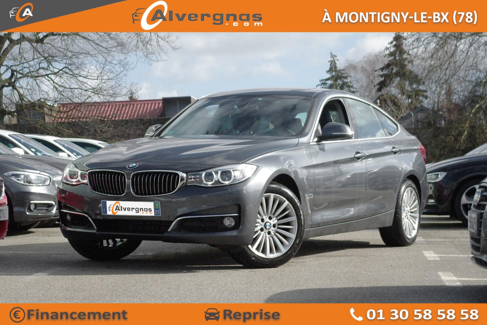 BMW SERIE 3 GT d'occasion sur Paris