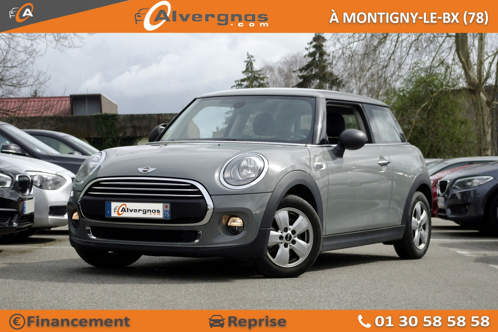 MINI MINI d'occasion sur Paris