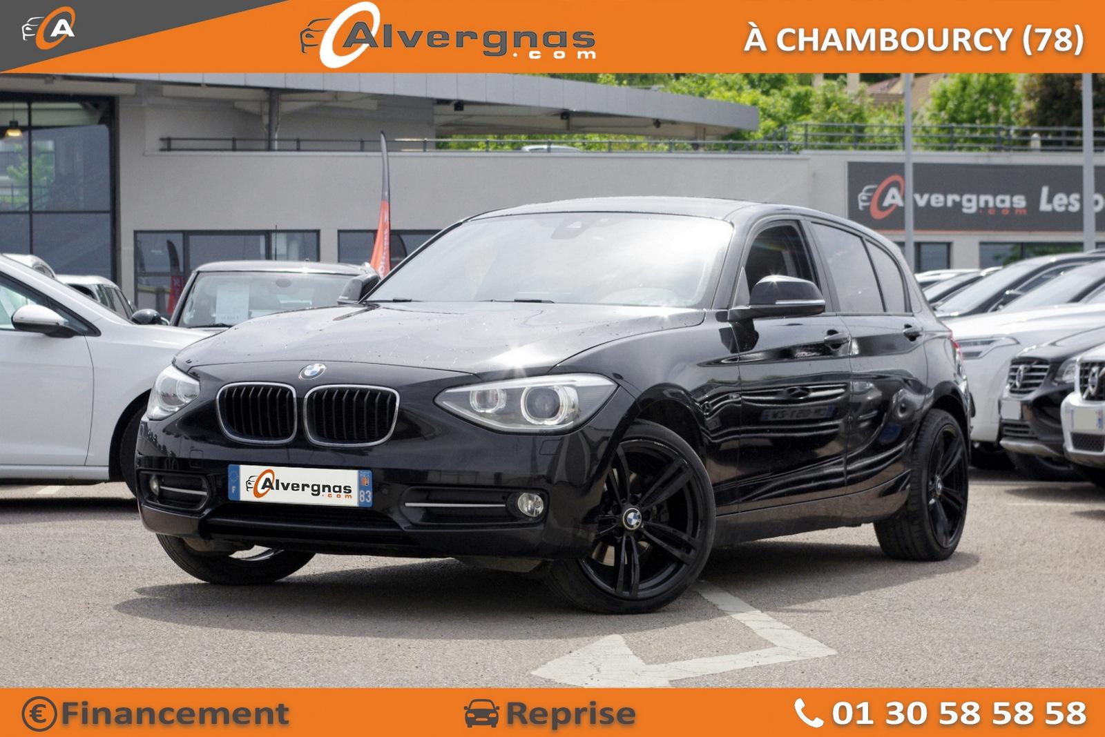 BMW SERIE 1 F20 d'occasion sur Paris