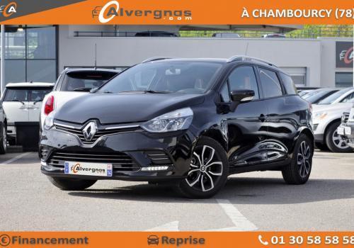 RENAULT CLIO véhicule occasion Paris