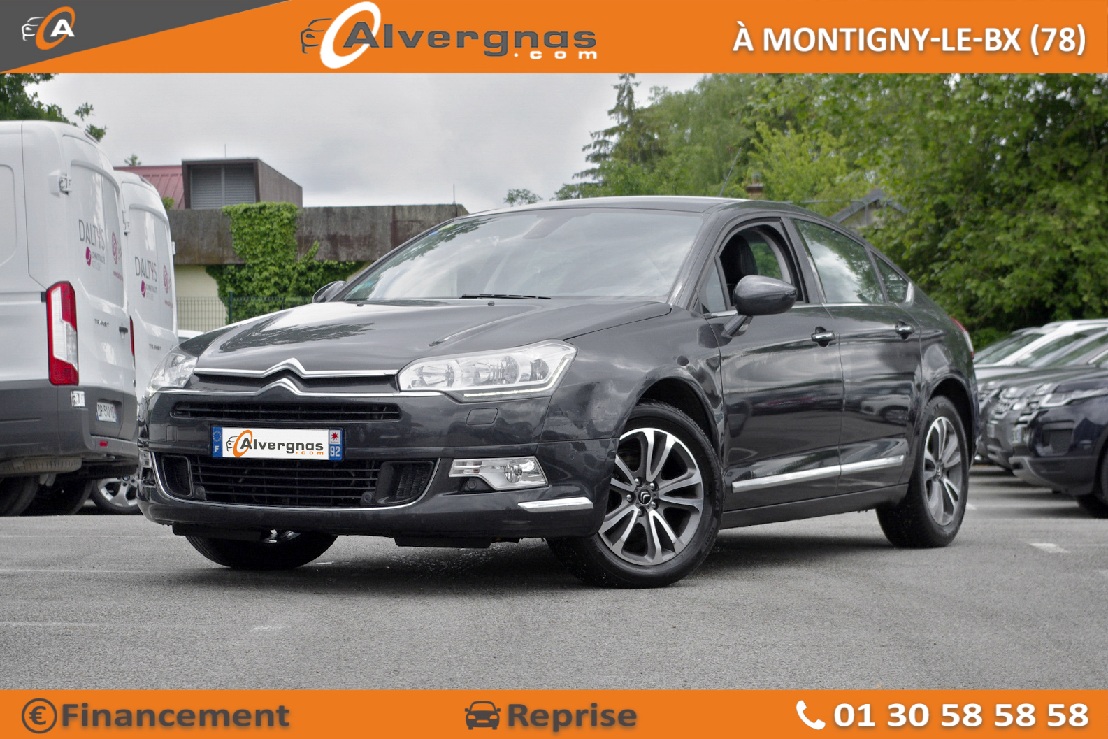 CITROEN C5 d'occasion sur Paris