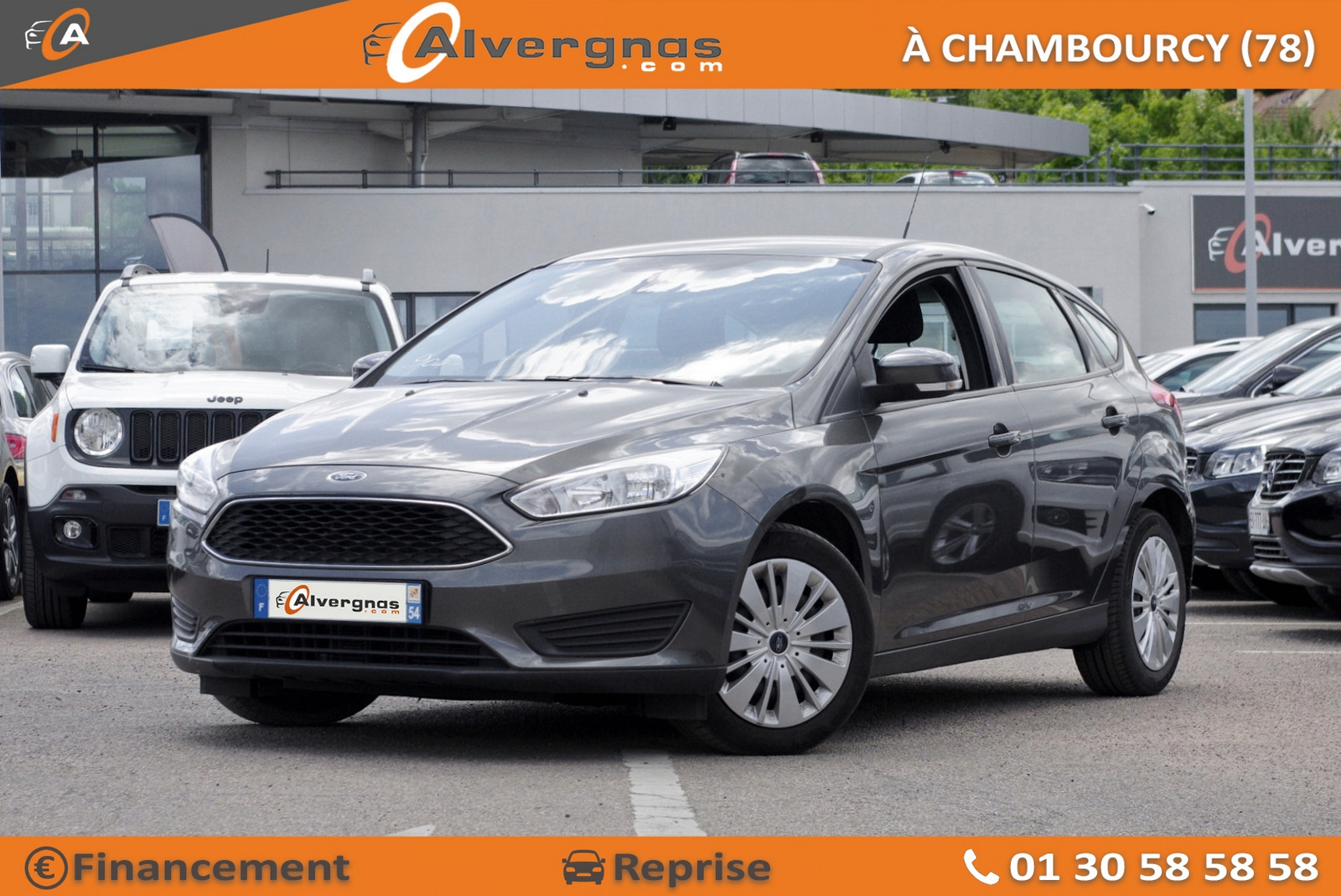 FORD FOCUS d'occasion sur Paris