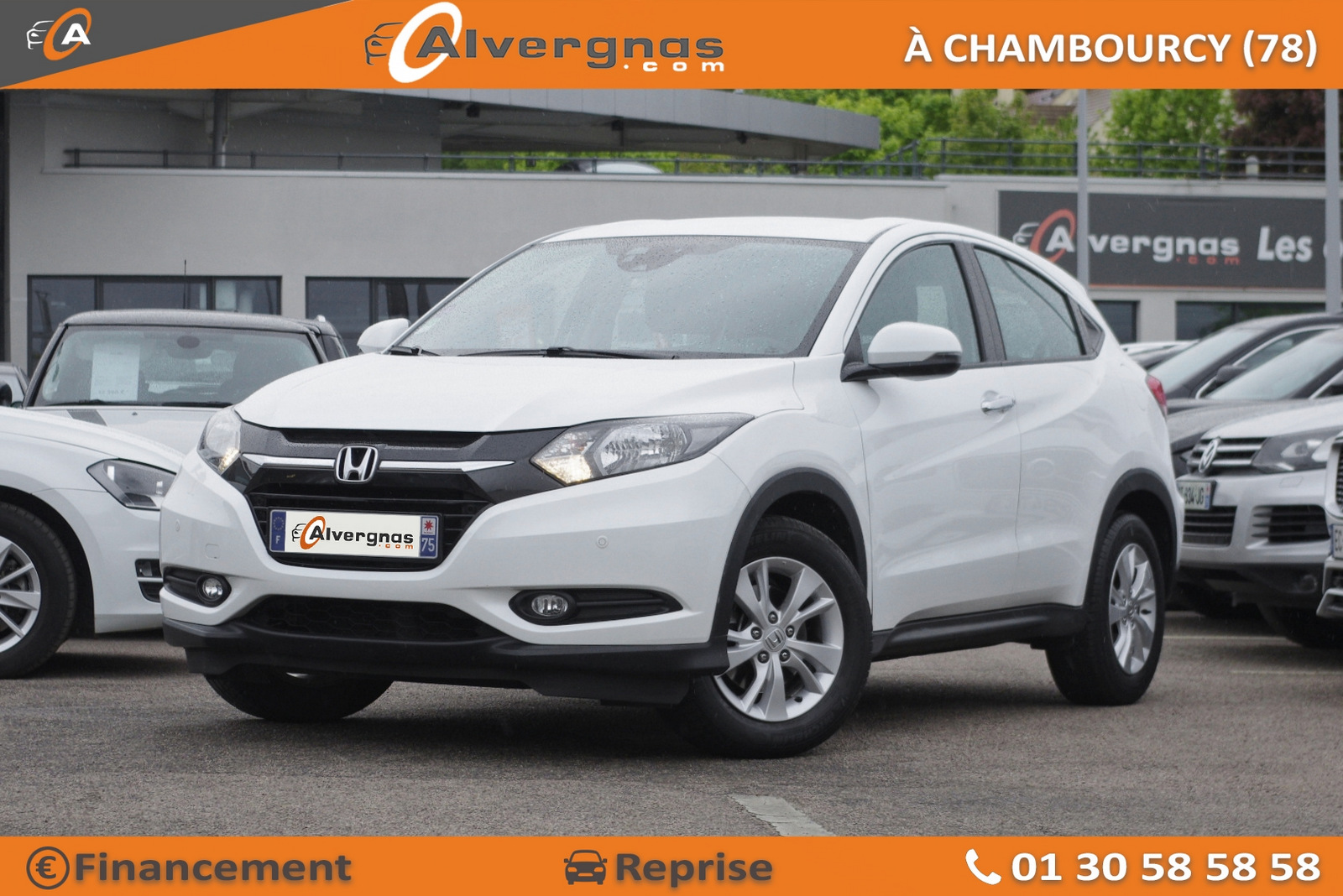HONDA HR-V d'occasion sur Paris