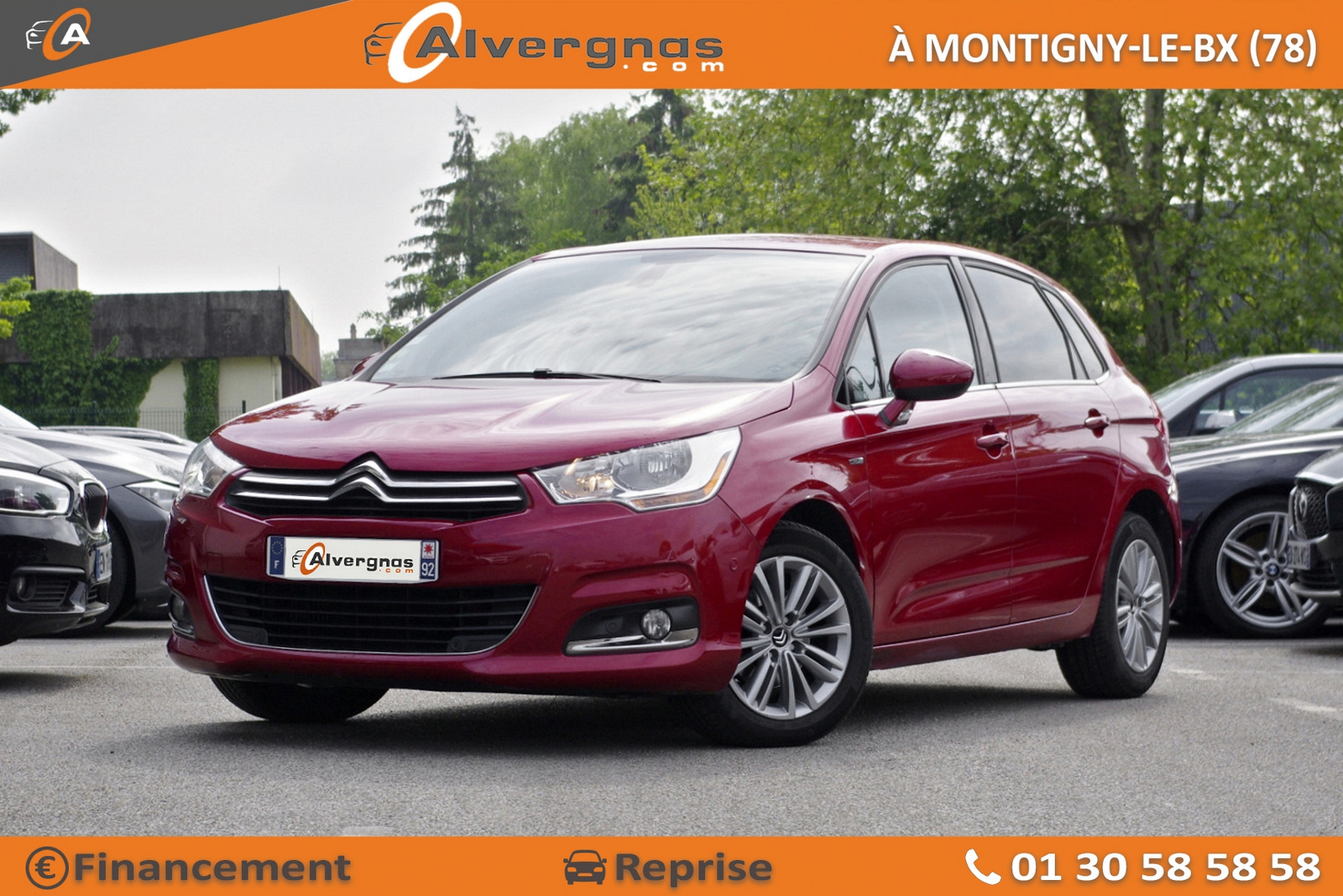 CITROEN C4 d'occasion sur Paris