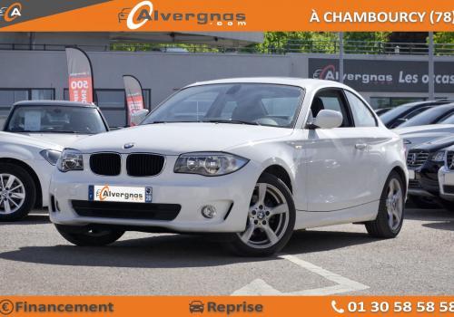 BMW SERIE 1 véhicule occasion Paris