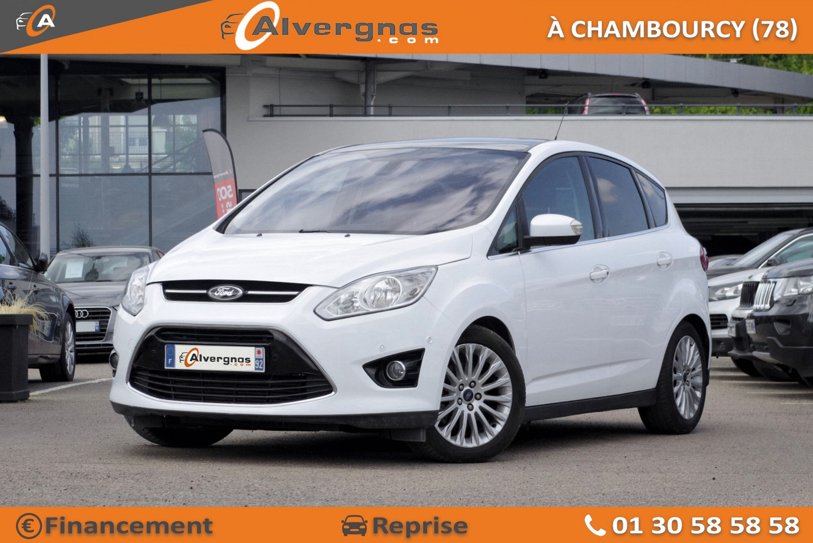 FORD C-MAX d'occasion sur Paris