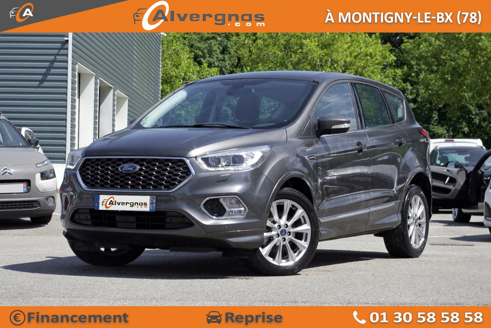 FORD KUGA d'occasion sur Paris