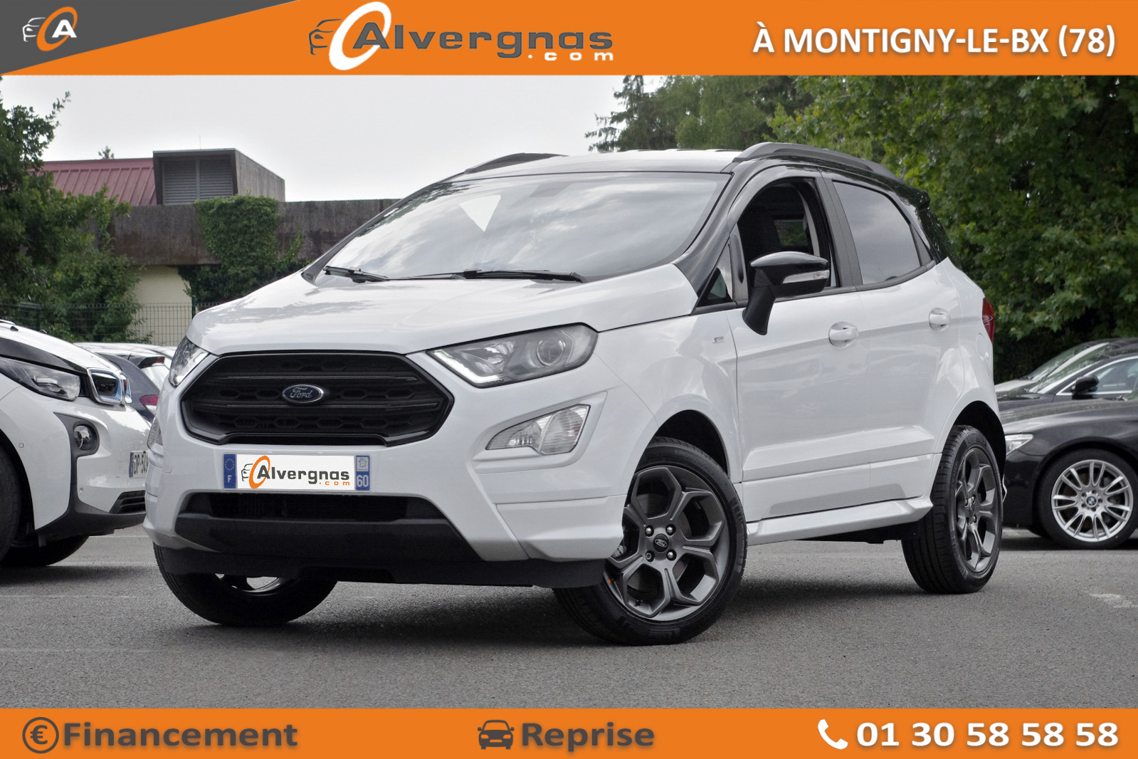 FORD ECOSPORT d'occasion sur Paris
