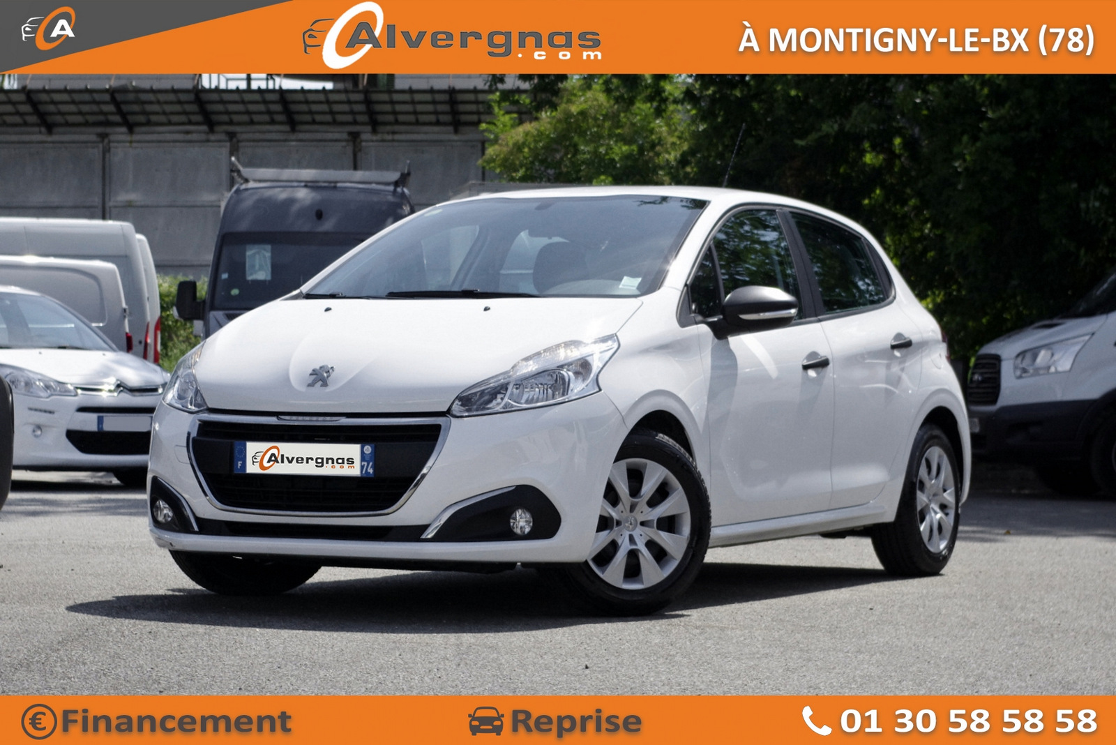 PEUGEOT 208 AFFAIRE d'occasion sur Paris