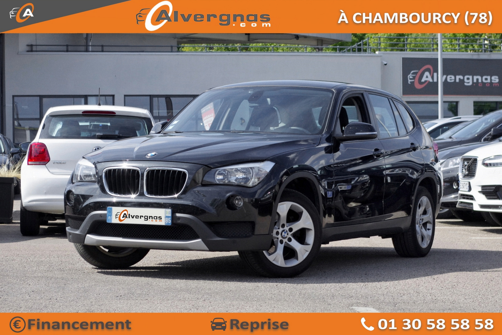 BMW X1 E84 LCI d'occasion sur Paris