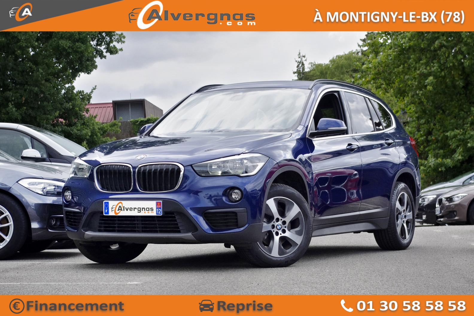 BMW X1 d'occasion sur Paris