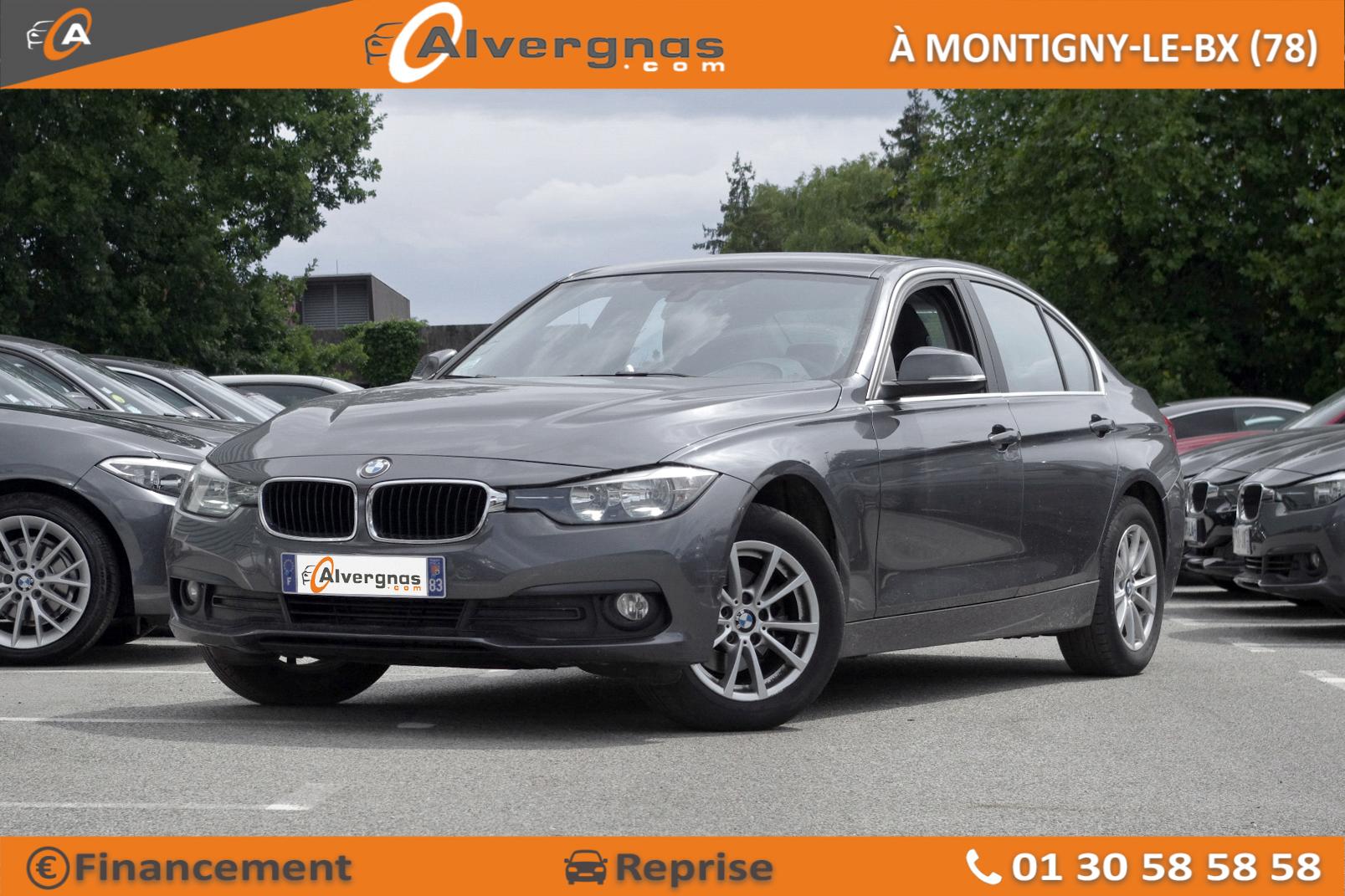 BMW SERIE 3 F30 LCI d'occasion sur Paris