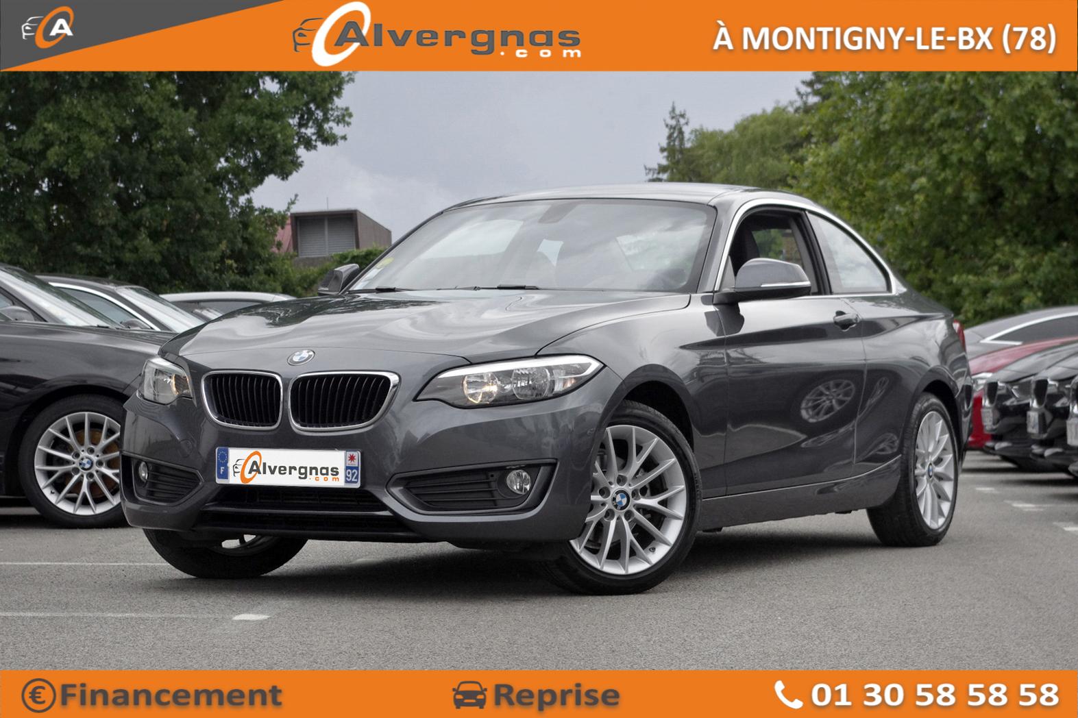 BMW SERIE 2 COUPE F22 d'occasion sur Paris