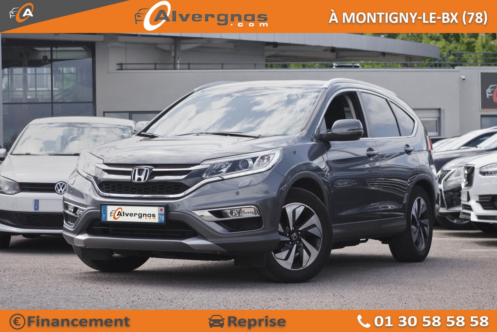 HONDA CR-V d'occasion sur Paris