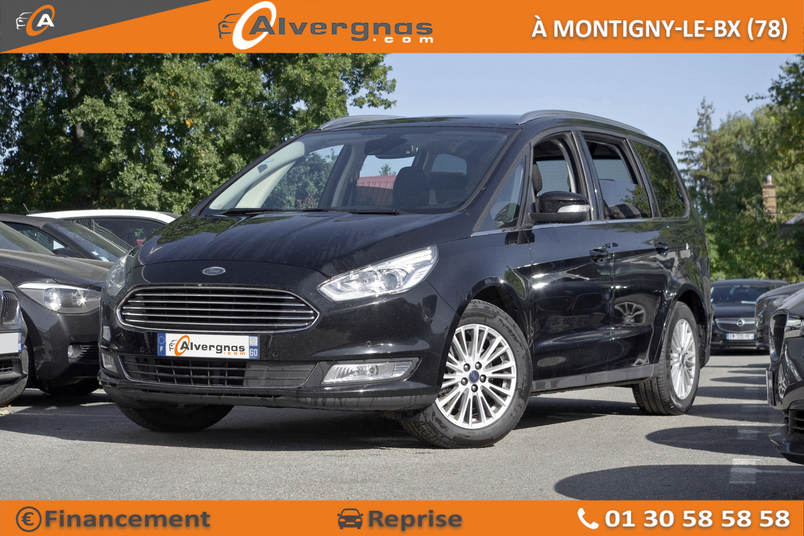 FORD GALAXY d'occasion sur Paris