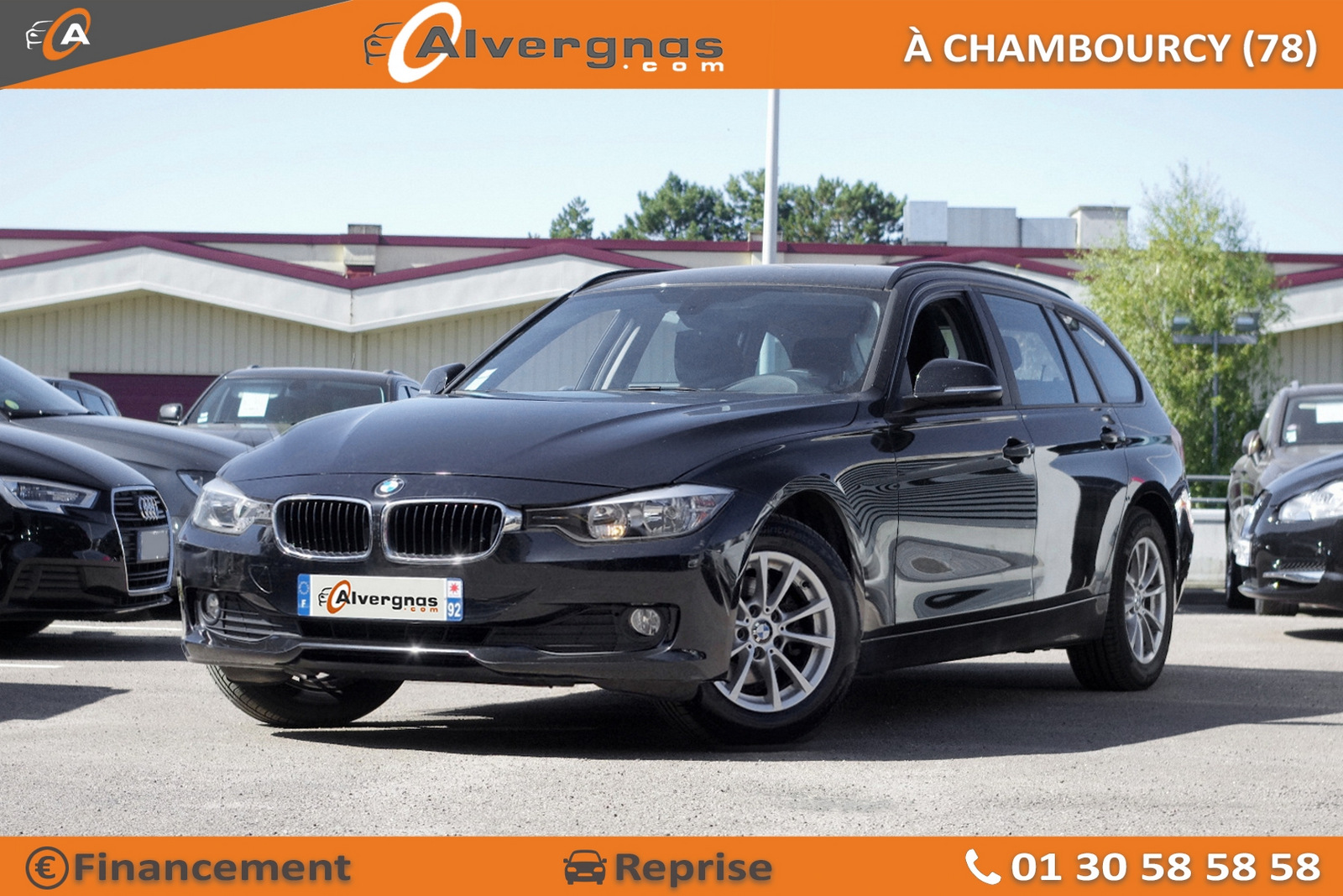 BMW SERIE 3 d'occasion sur Paris