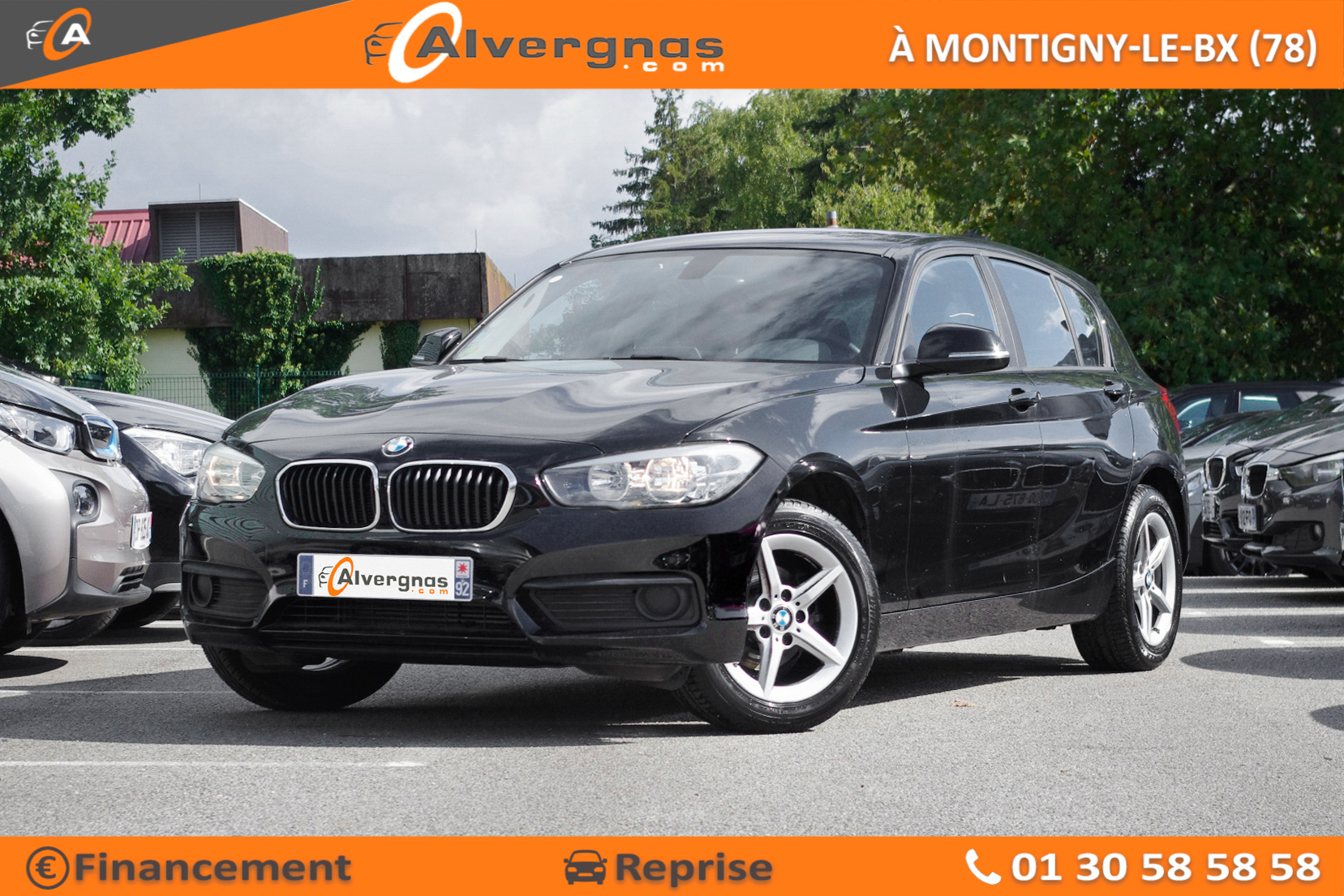 BMW SERIE 1 d'occasion sur Paris