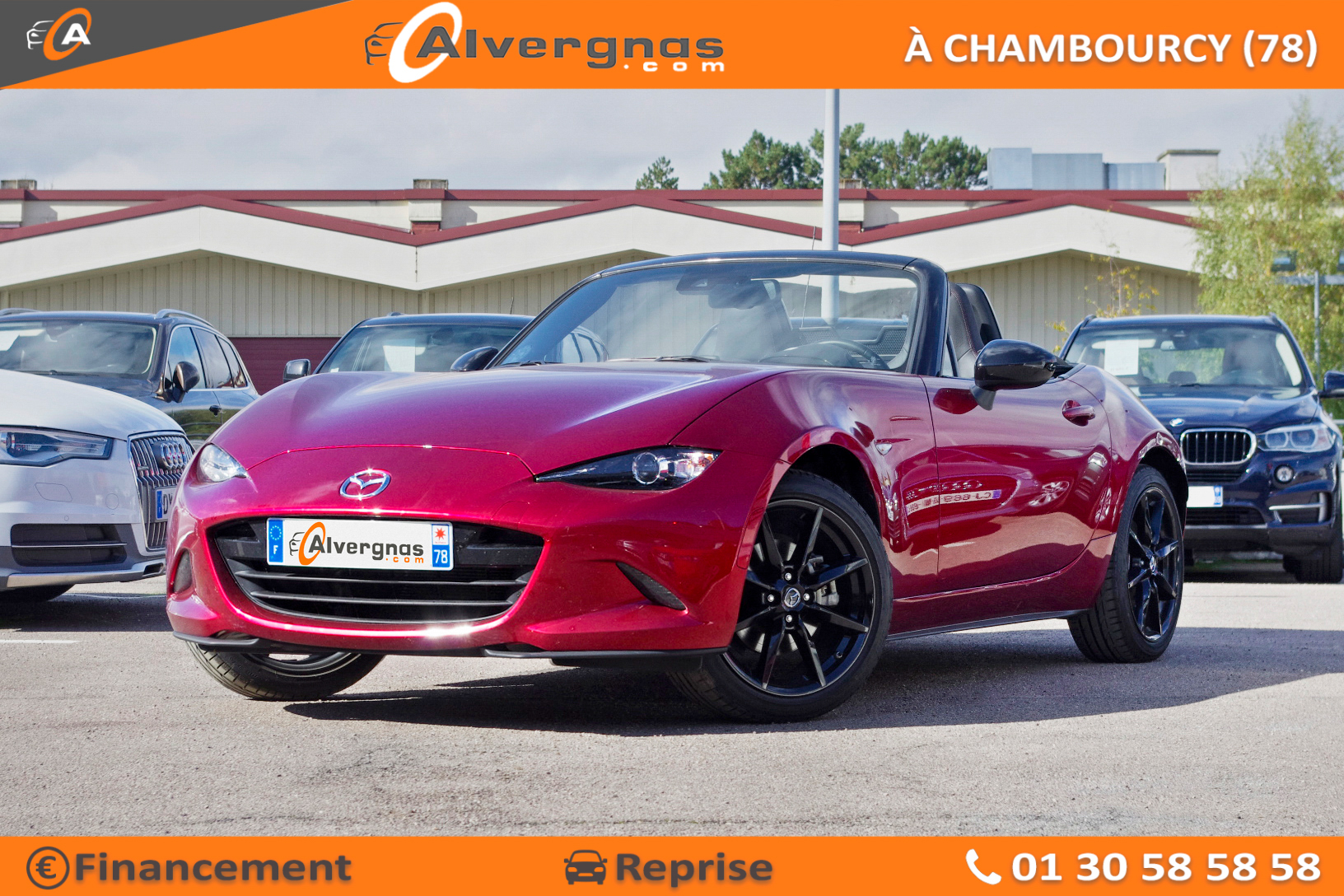 MAZDA MX-5 ST d'occasion sur Paris