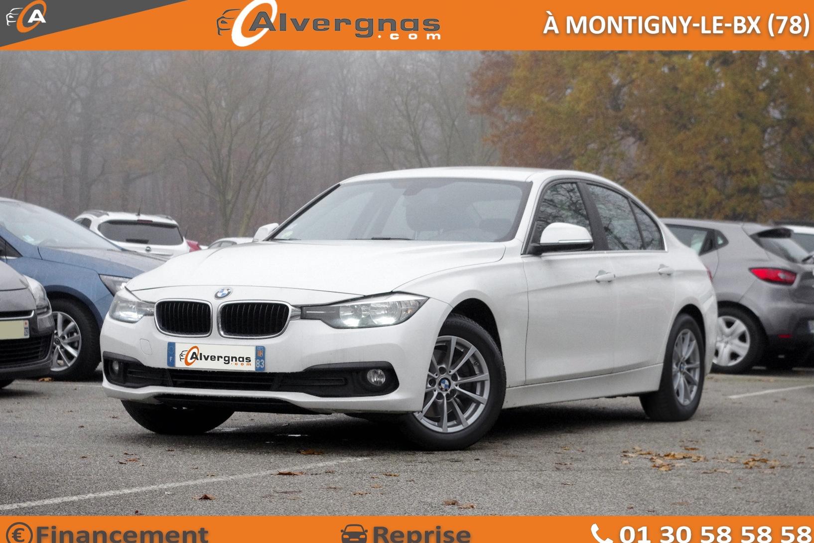 BMW SERIE 3 d'occasion sur Paris