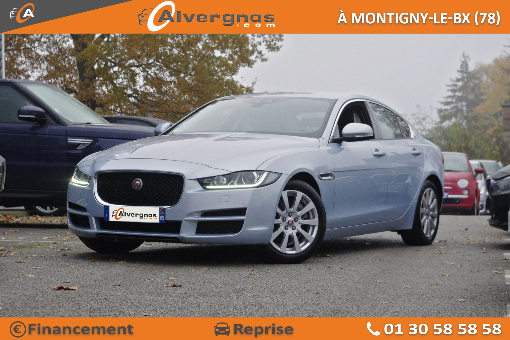 JAGUAR XE d'occasion sur Paris