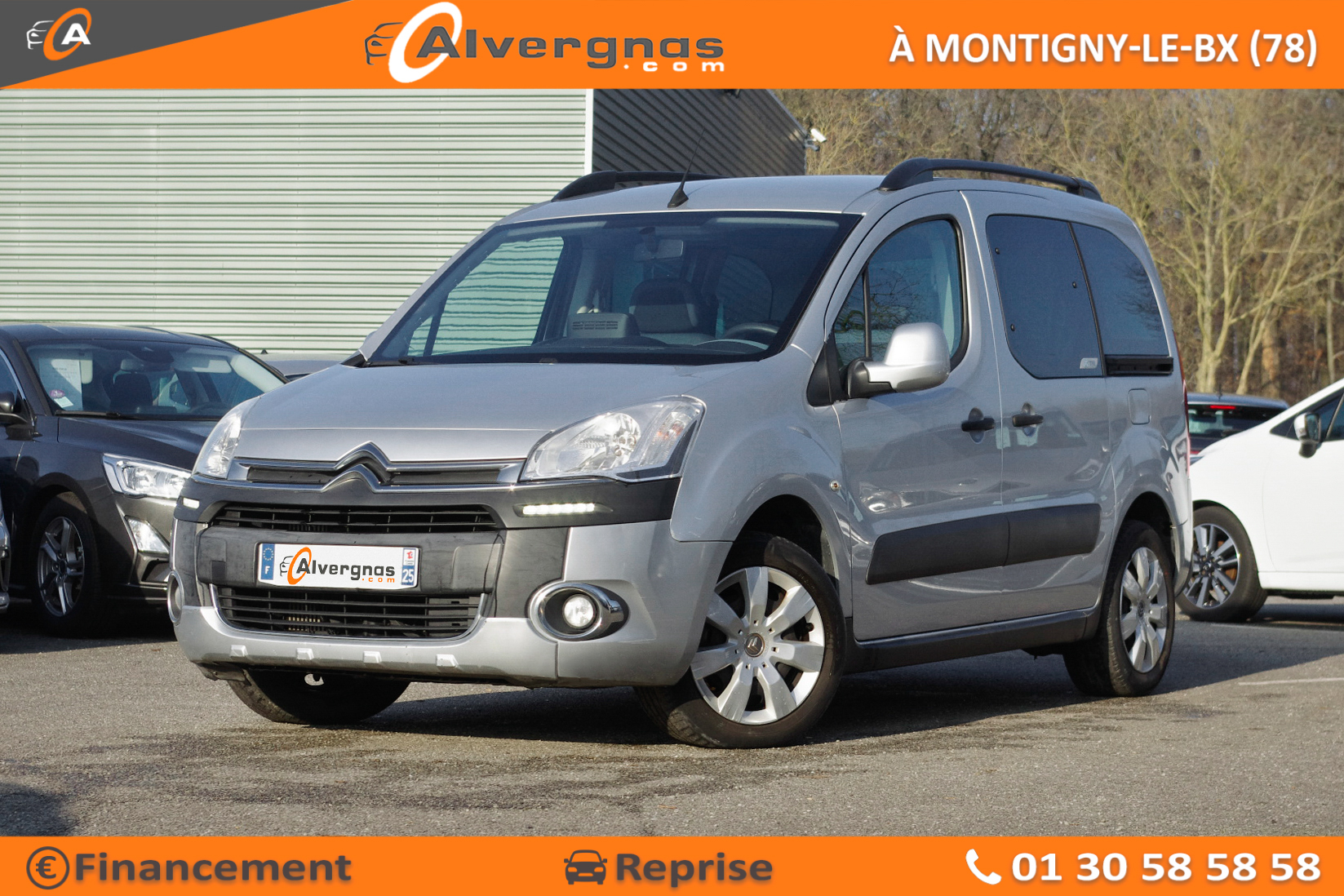 CITROEN BERLINGO d'occasion sur Paris