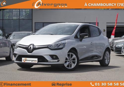 RENAULT CLIO IV véhicule occasion Paris
