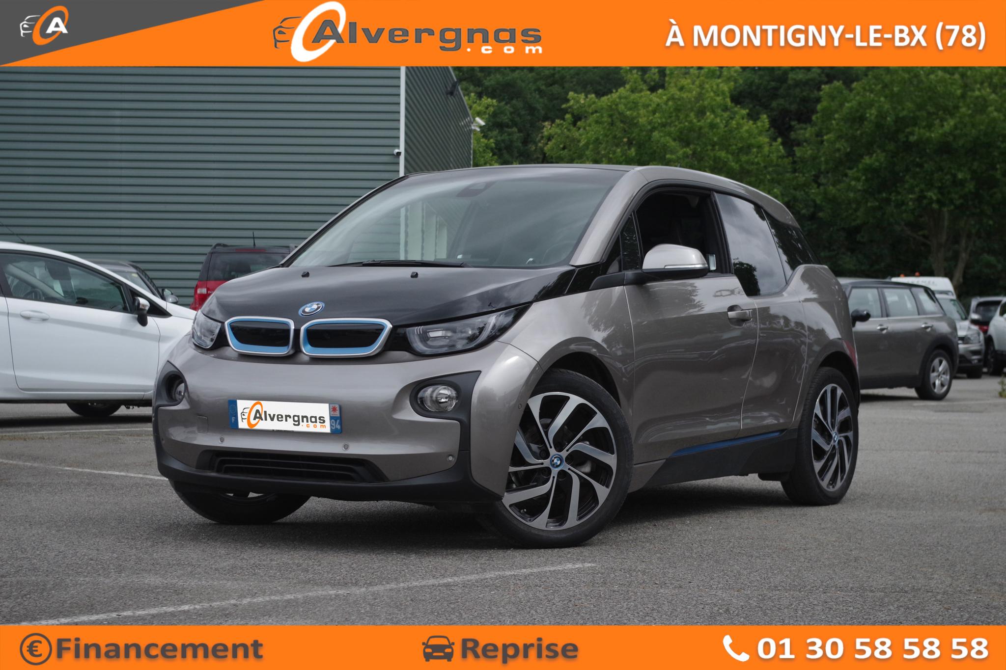 BMW i i3 I01 d'occasion sur Paris