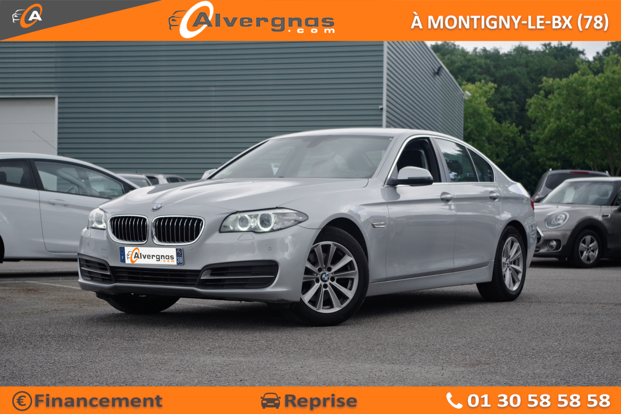 BMW SERIE 5 d'occasion sur Paris
