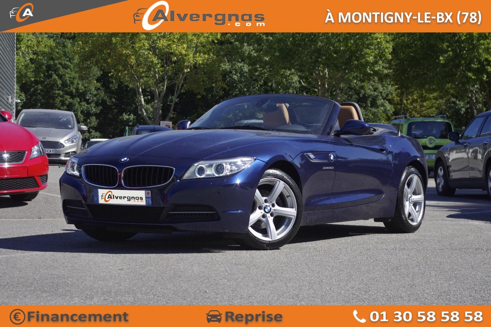 BMW Z4 d'occasion sur Paris