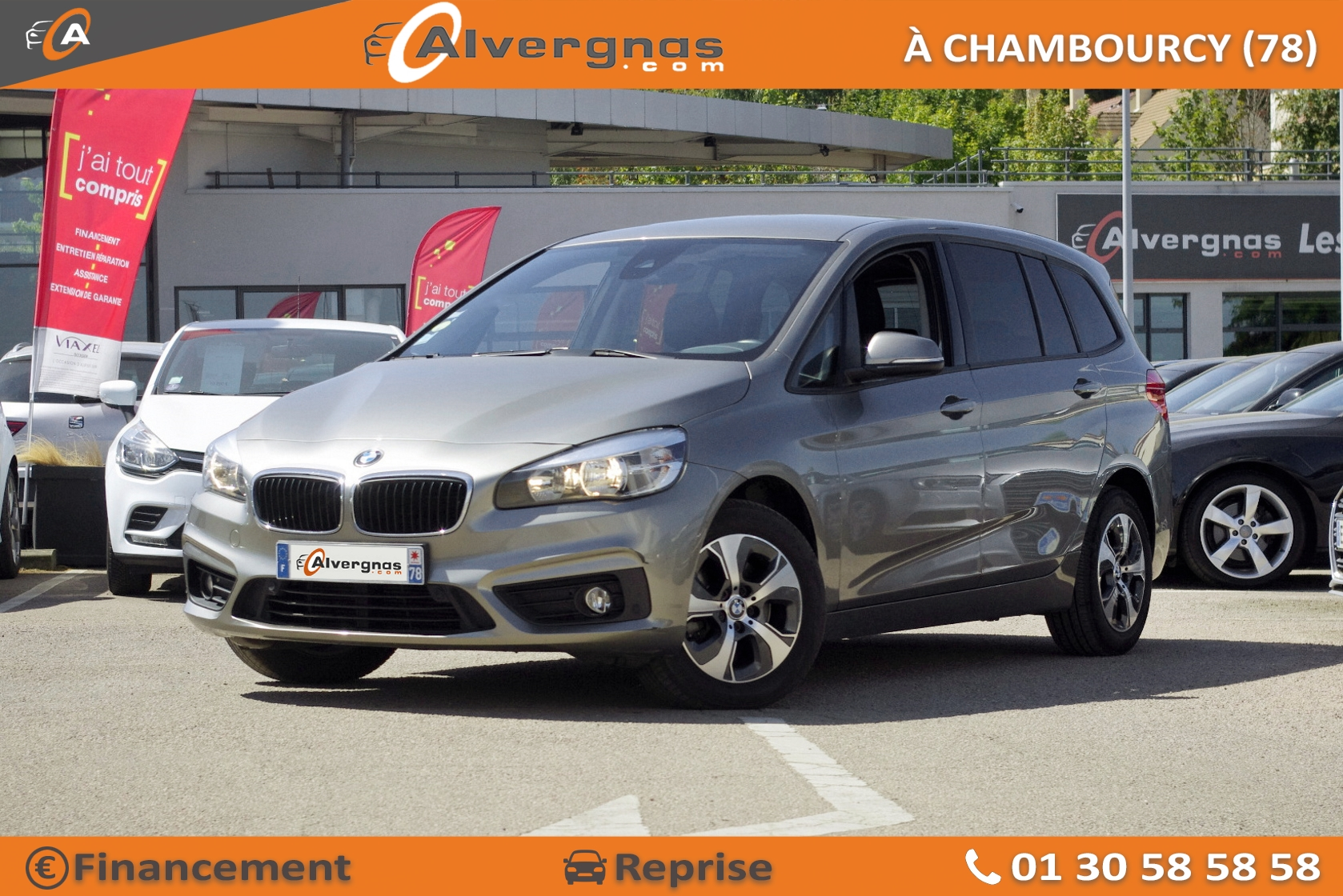 BMW SERIE 2 d'occasion sur Paris