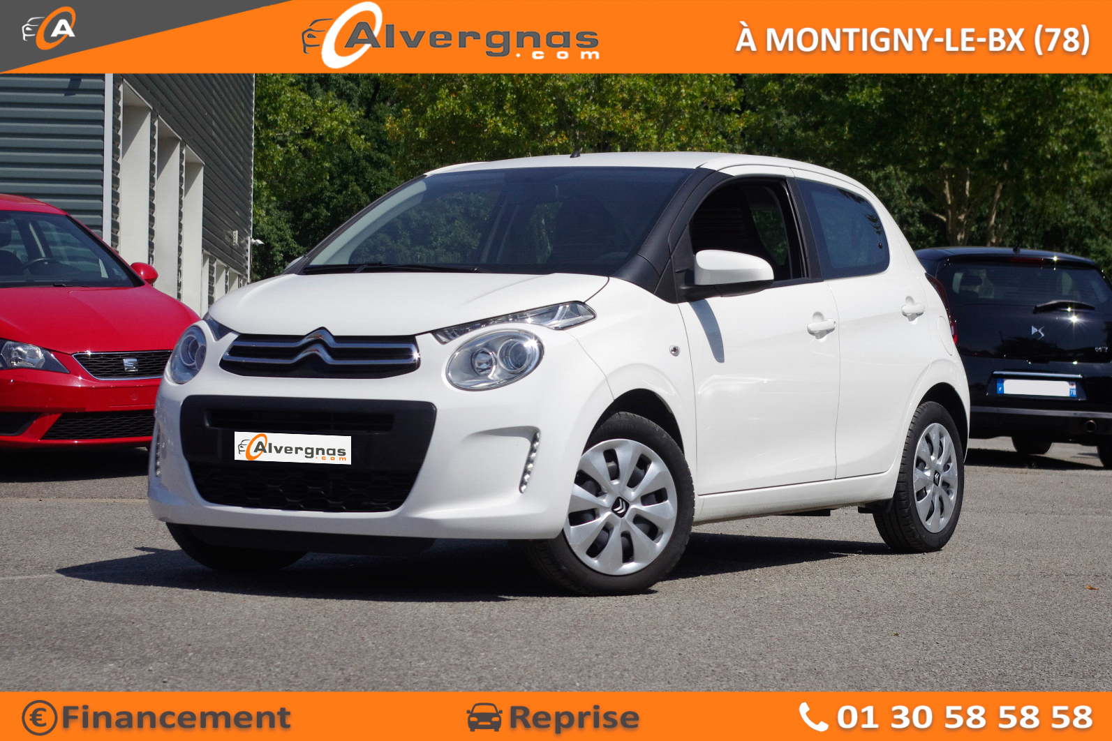 CITROEN C1 d'occasion sur Paris