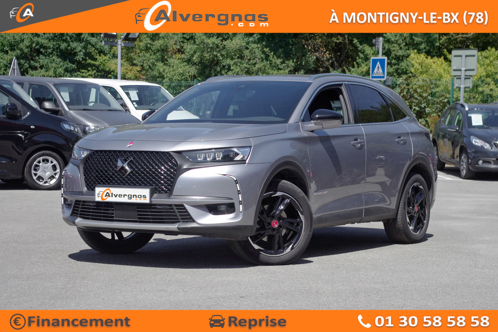 DS DS7 CROSSBACK d'occasion sur Paris