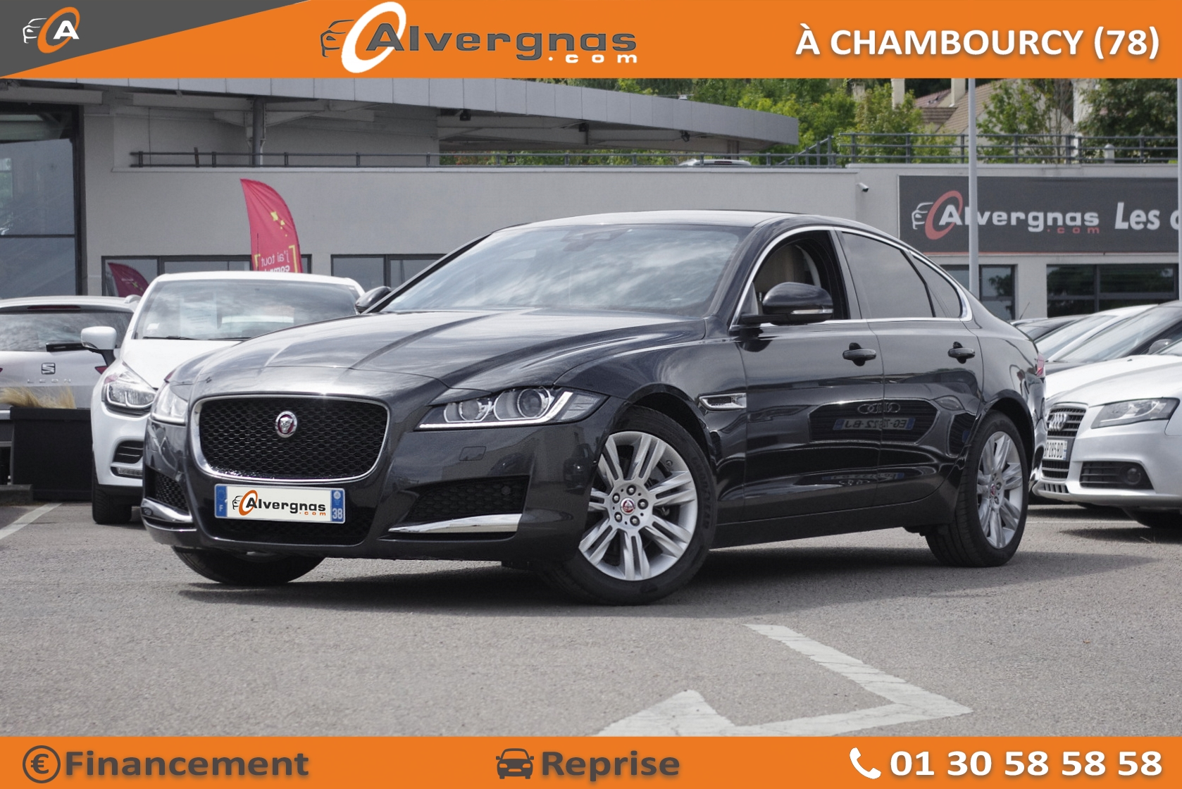 JAGUAR XF d'occasion sur Paris