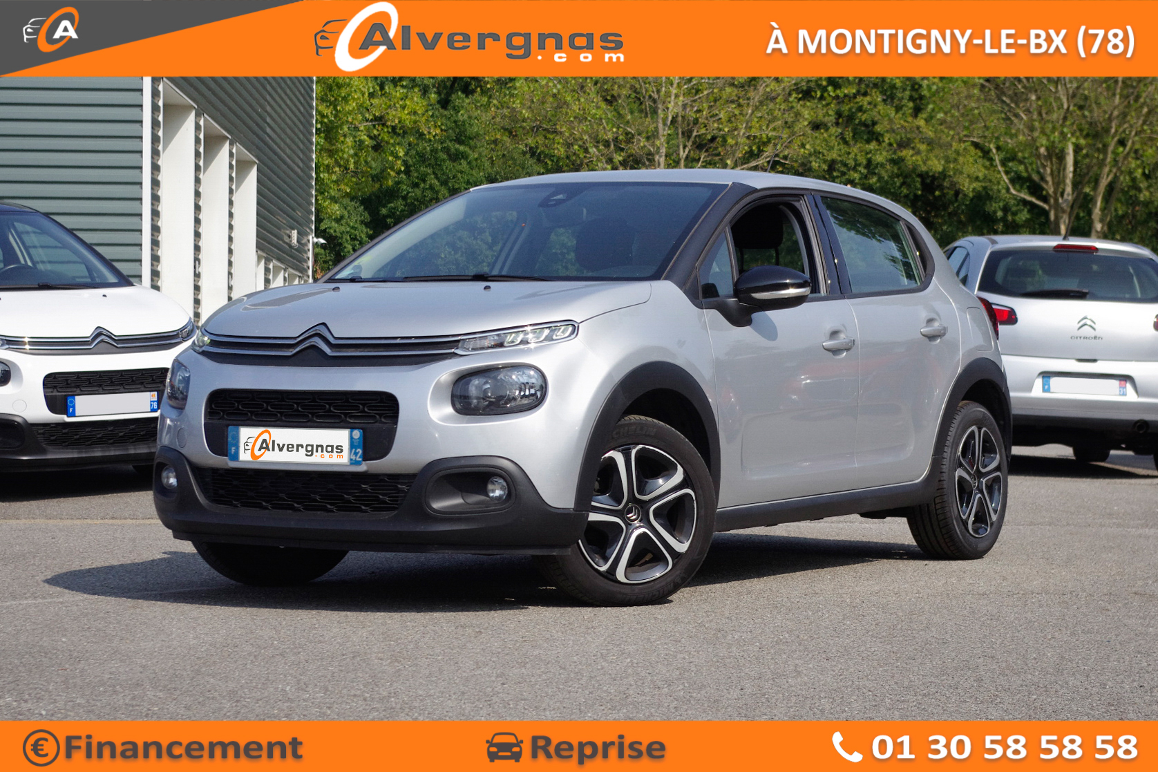 CITROEN C3 SOCIETE d'occasion sur Paris